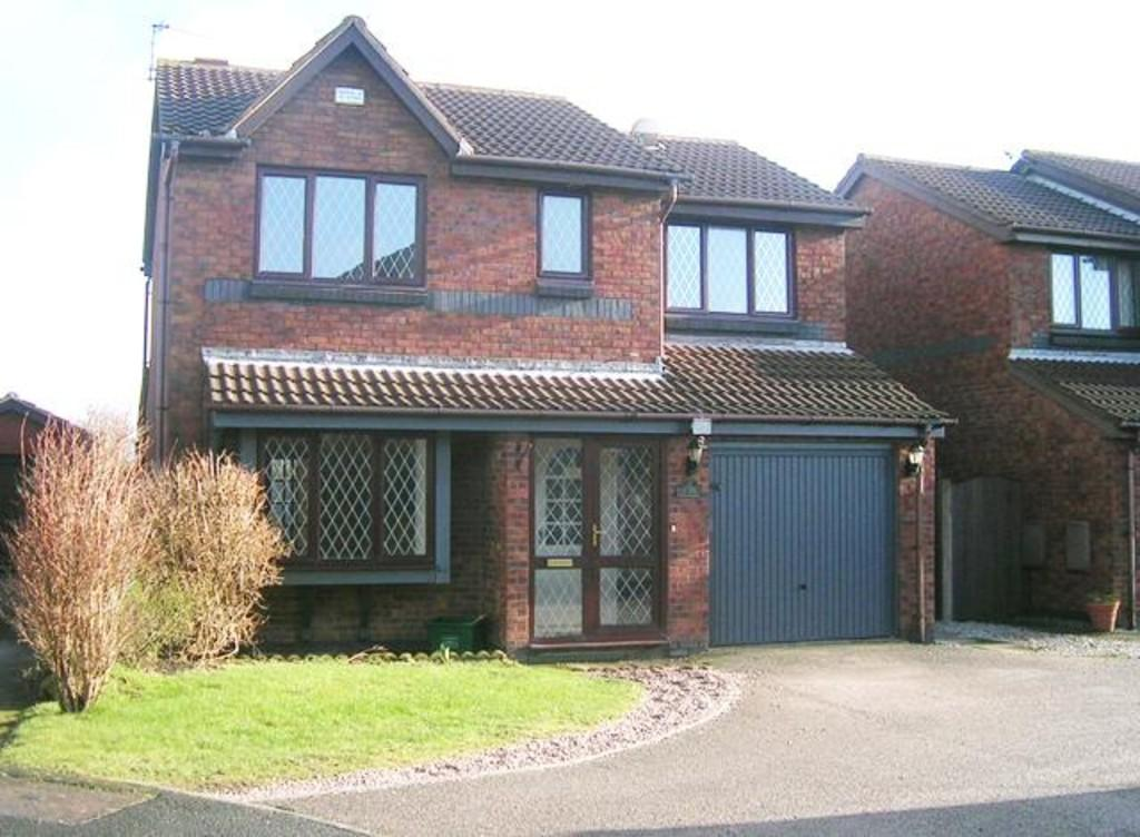 4 Bedrooms Detached House for sale in Borage Close, Thornton Cleveleys, Lancashire, FY5 2ZH
