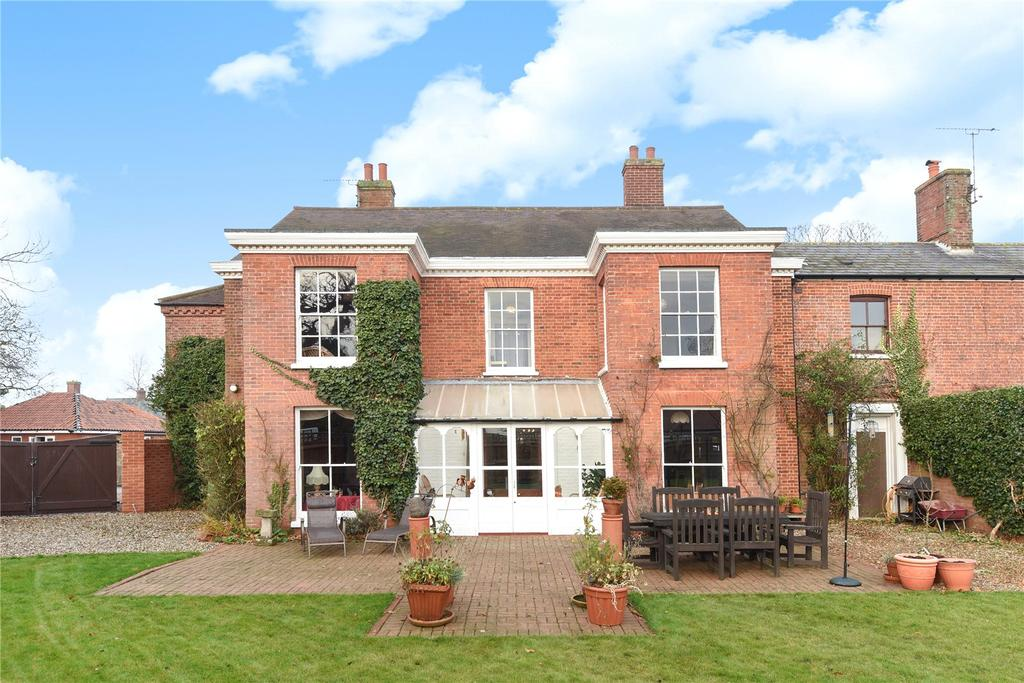 5 Bedrooms House for sale in Camping Field Lane, Stalham, Norwich