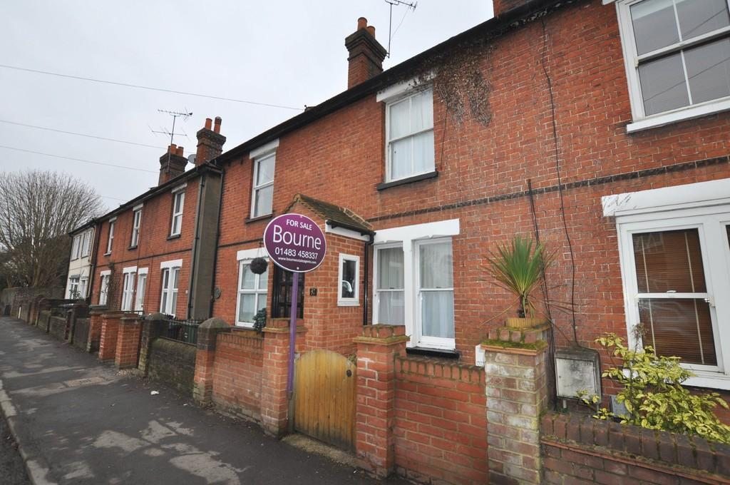 2 Bedrooms Terraced House for sale in Guildford Park Road, Guildford