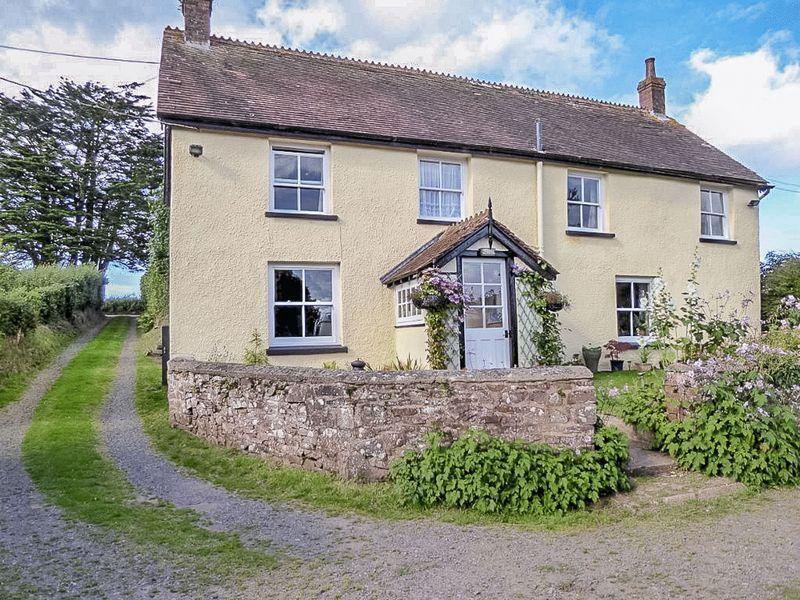 4 Bedrooms Detached House for sale in Higher Brownstone, Black Dog