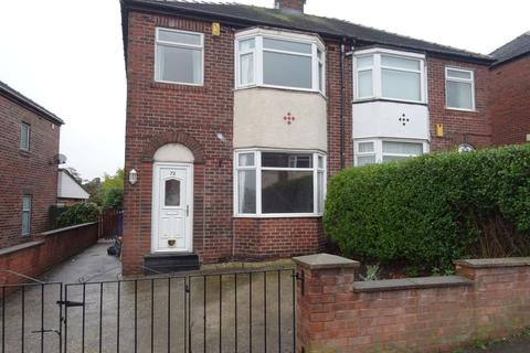 3 bedroom semi-detached house to rent - 72 Seagrave Crescent Gleadless Sheffield S12 2JN