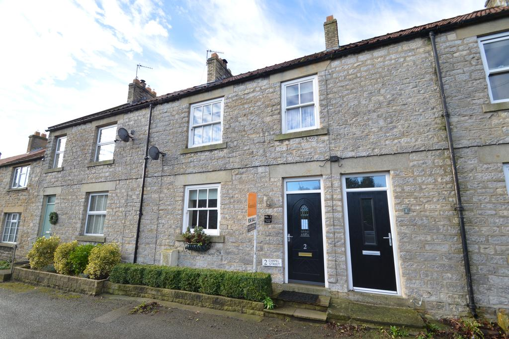 3 Bedrooms Terraced House for sale in 2 Chapel Street, Nawton, Helmsley YO62