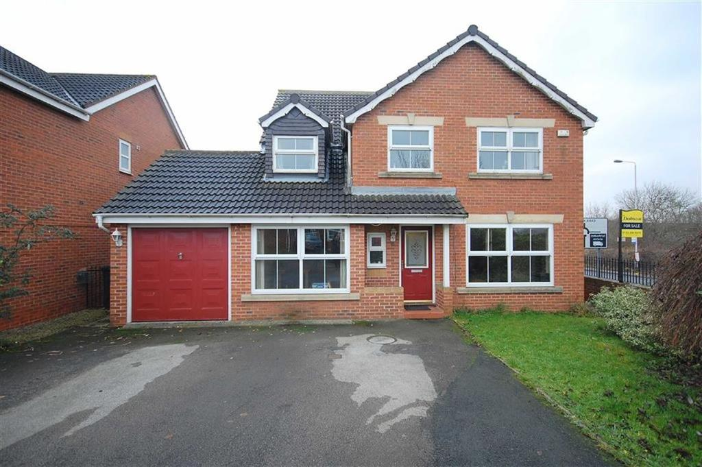 6 Bedrooms Detached House for sale in Silkstone Close, Garforth, Leeds, LS25