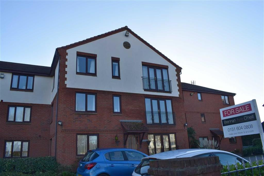 2 Bedrooms Apartment Flat for sale in Manor Court, 30 Thingwall Road, CH61