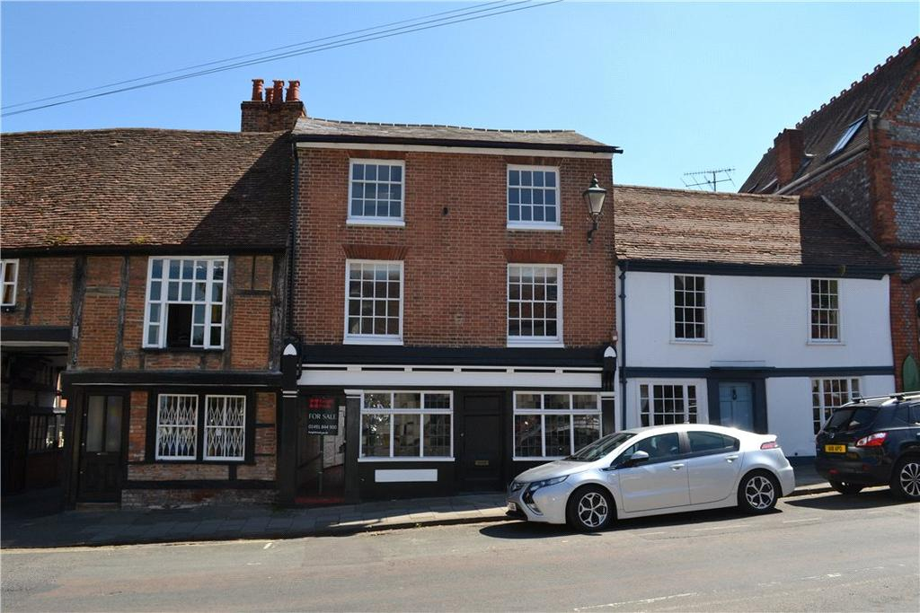 5 Bedrooms Terraced House for sale in Market Place, Henley-on-Thames, RG9