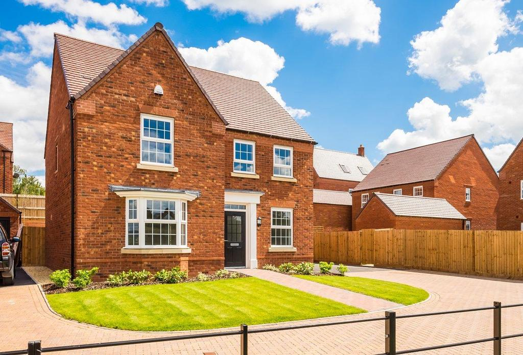 4 Bedrooms Detached House for sale in Oldwood Road, Tenbury Wells