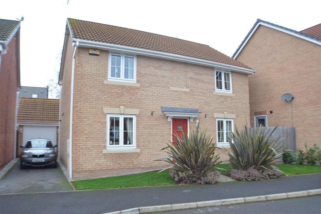 4 Bedrooms House for sale in Mellors Road, Edwinstowe