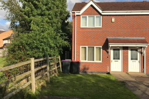 2 bedroom semi-detached house to rent - Bradley Fields, Donnington, Telford, TF2 7SD