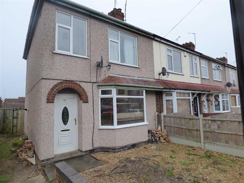 3 Bedrooms End Of Terrace House for sale in Meadow Road, Holbrooks, Coventry