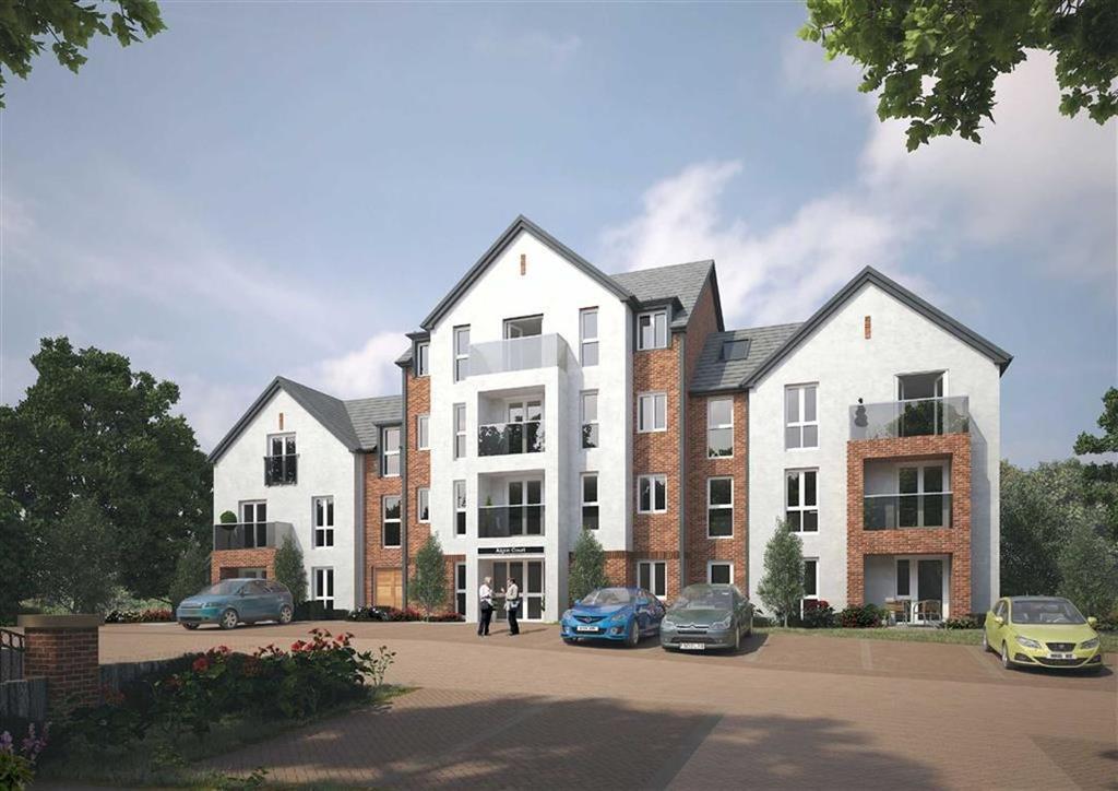 2 Bedrooms Apartment Flat for sale in Plot 28 Algar Court, 231, Penn Road, Penn, Wolverhampton, West Midlands, WV4
