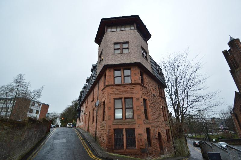 1 Bedroom Flat for sale in Braeside Street, Kilmarnock, East Ayrshire, KA1 3BP