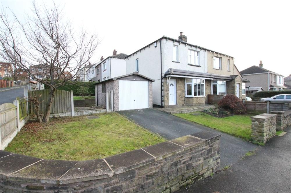 3 Bedrooms Semi Detached House for sale in Woodlands Road, Gomersal, West Yorkshire