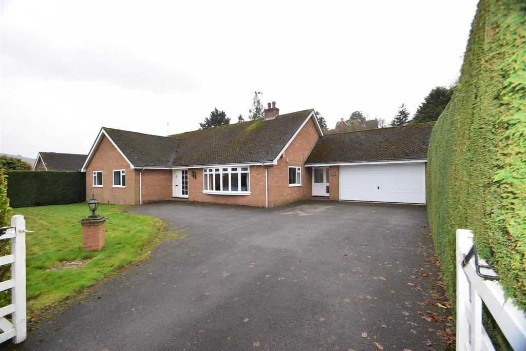 4 Bedrooms Detached Bungalow for sale in White Gates, Carding Mill Valley, Church Stretton, SY6 6JE