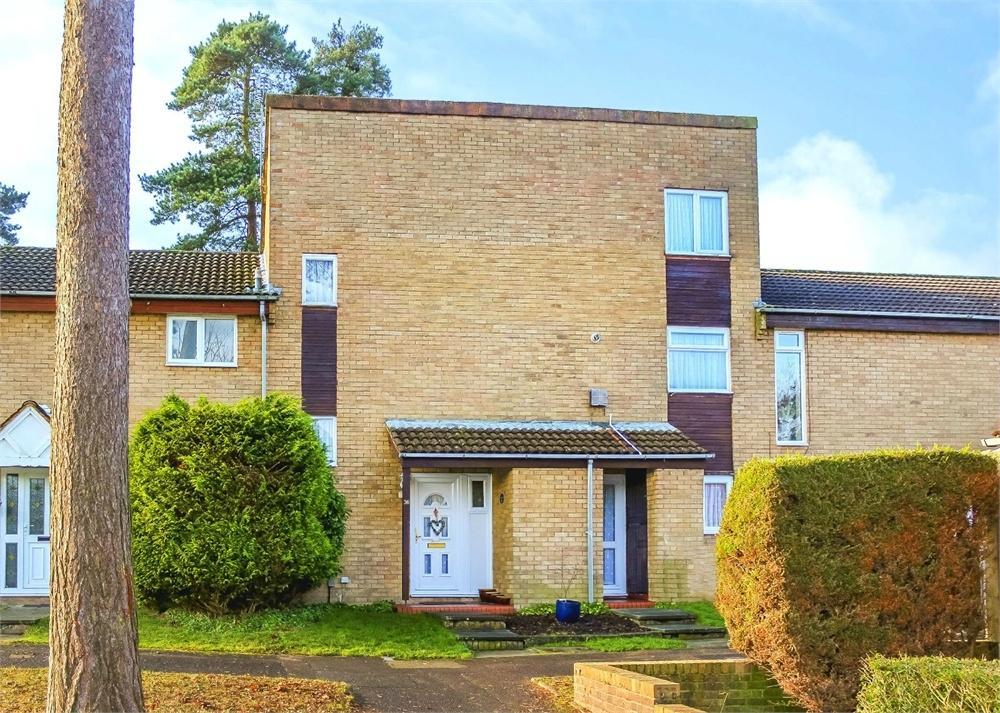 4 Bedrooms Town House for sale in Dalcross, Bracknell, Berkshire