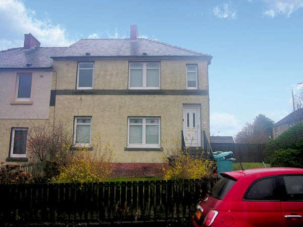 2 Bedrooms Flat for sale in 73 Meadowburn Road, Wishaw, ML2 8LB
