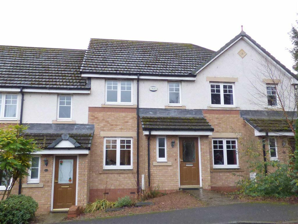 2 Bedrooms Semi Detached House for sale in Clair Wood Place, Cupar, Fife