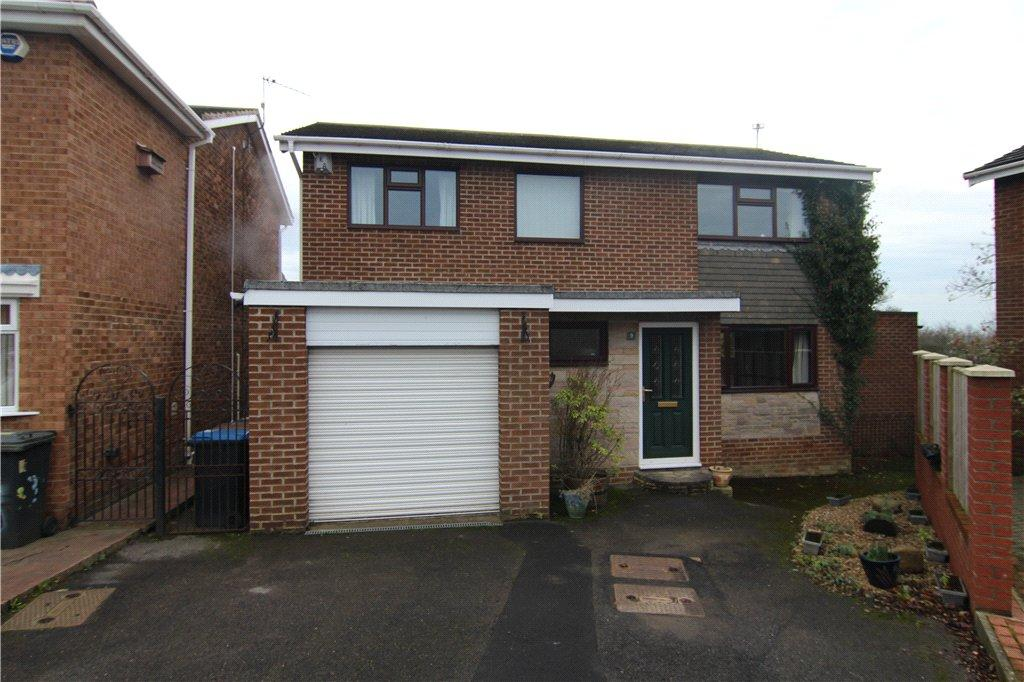 4 Bedrooms Detached House for sale in Castle View, Ushaw Moor, Durham, DH7