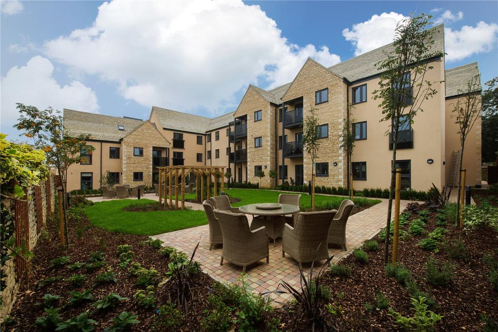 1 Bedroom Flat for sale in Stukeley Court, Stamford, Lincolnshire, PE9