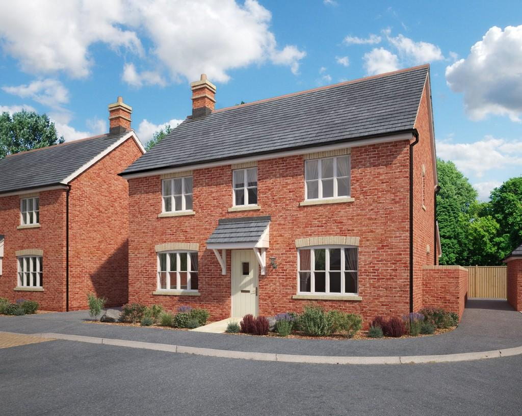 3 Bedrooms Link Detached House for sale in Watchfield