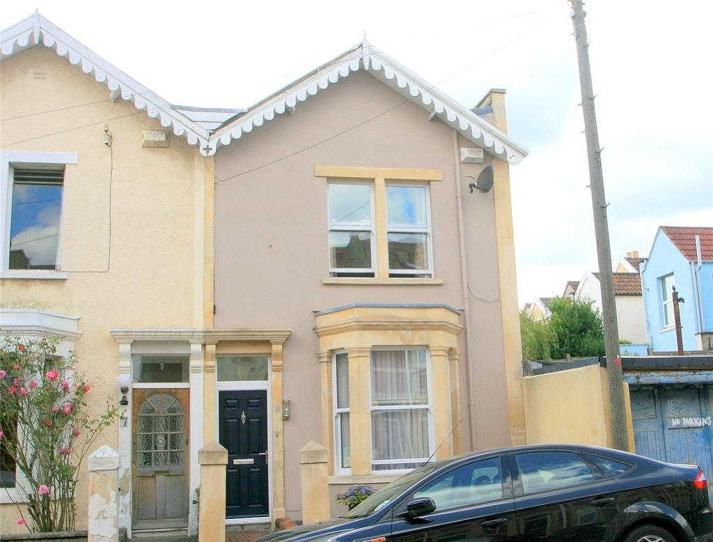 3 Bedrooms End Of Terrace House for sale in Edgeware Road, Southville, Bristol, BS3