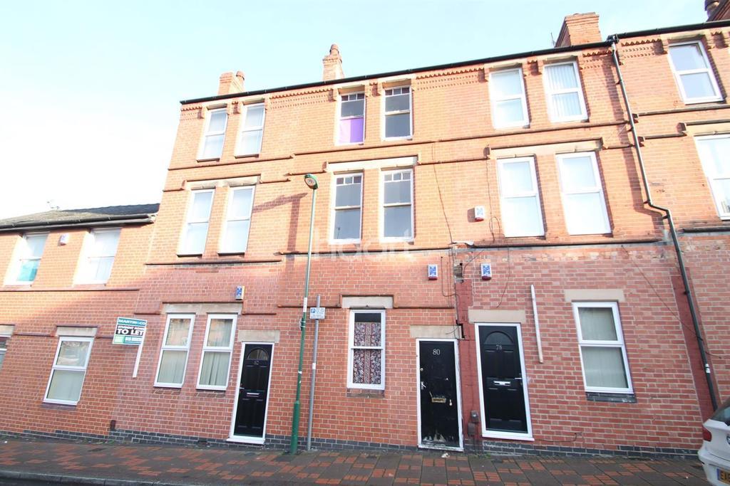 4 Bedrooms Terraced House for sale in Peveril Street, Radford