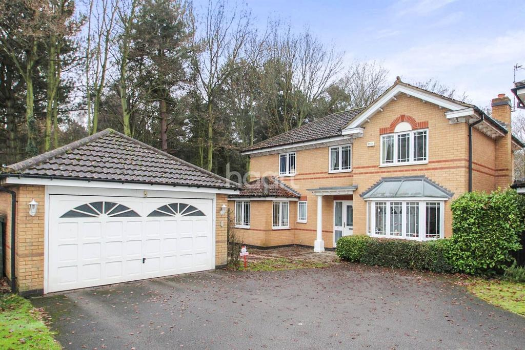 4 Bedrooms Detached House for sale in Poppyfields Way, Branton