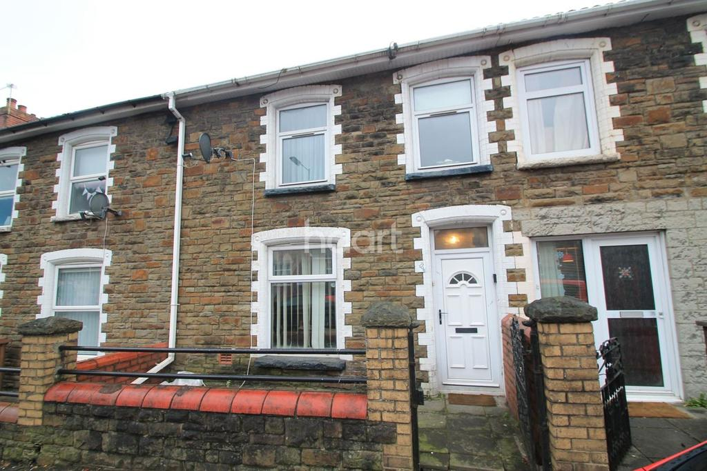 3 Bedrooms Terraced House for sale in Newport Road, Cwmcarn, Newport