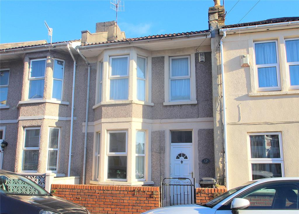 3 Bedrooms Terraced House for sale in Paultow Road, Victoria Park, BRISTOL, BS3