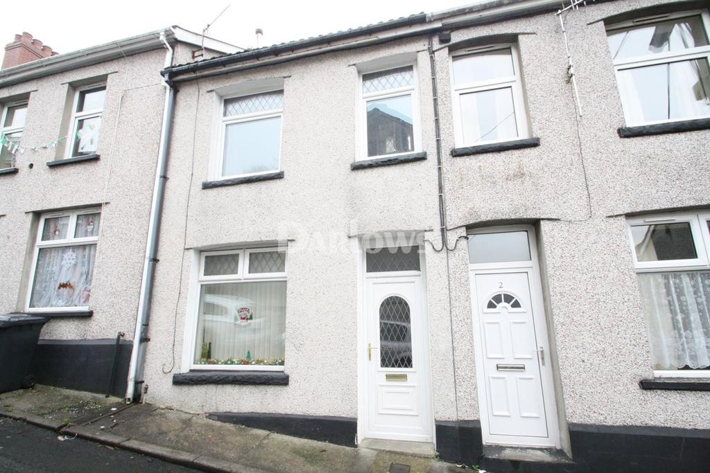 2 Bedrooms Terraced House for sale in Lower court, Llanhilleth, Abertillery, Gwent