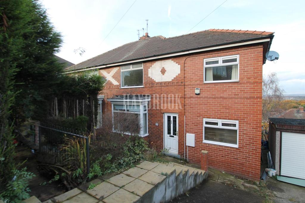 4 Bedrooms Semi Detached House for sale in Gibbing Greaves Road, Brecks