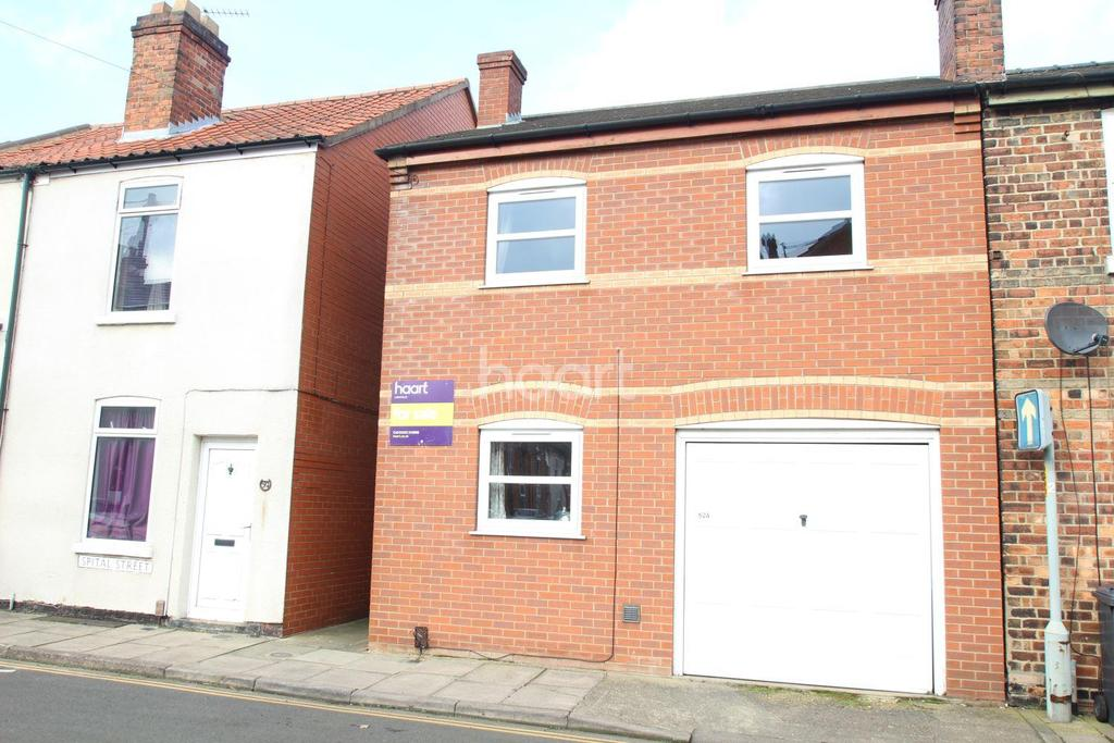 3 Bedrooms Detached House for sale in Spital Street, Lincoln, LN1