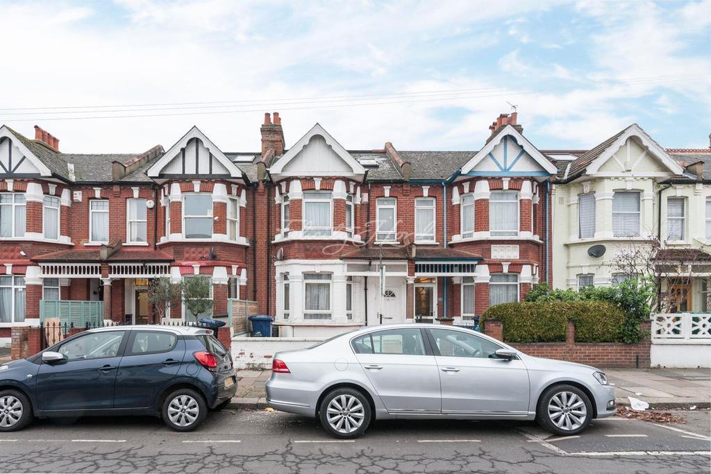 4 Bedrooms Terraced House for sale in Larden Road, Acton W3