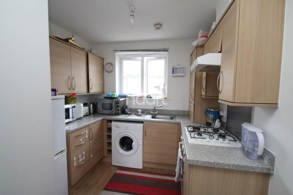 2 Bedrooms Maisonette Flat for sale in Ebdon way, Torquay