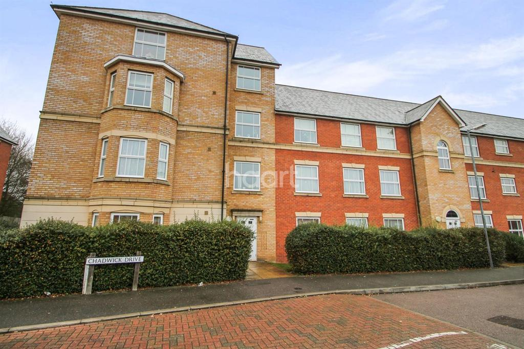 2 Bedrooms Flat for sale in Chadwick Drive, Braintree
