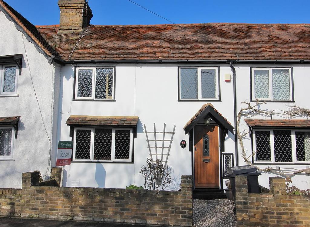 3 Bedrooms Terraced House for sale in Maldon Road, Great Baddow, Chelmsford, Essex, CM2