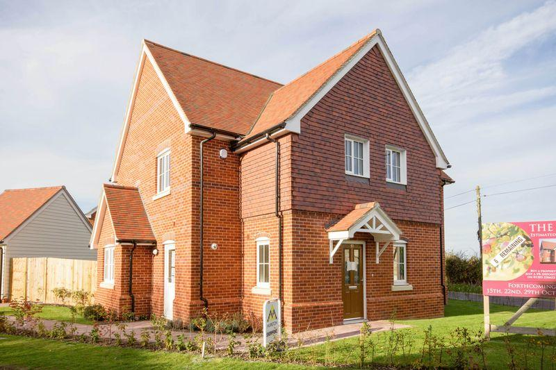 4 Bedrooms Detached House for sale in Plot 1, Beacon Lane, Woodnesborough