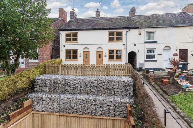 2 Bedrooms Unique Property for sale in Swan Bank, Madeley Heath, Staffordshire