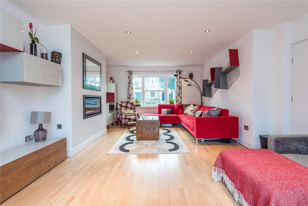 4 Bedrooms Semi Detached House for sale in Canonbury Park North, Islington, London, N1