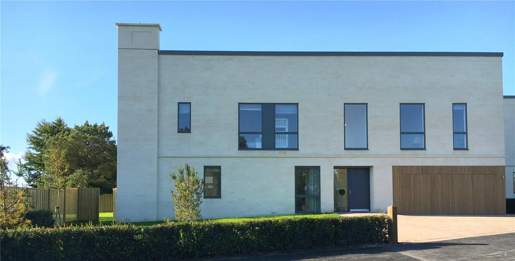 5 Bedrooms Detached House for sale in Colliers House, Lansdown Fields, Granville Road, Bath, BA1