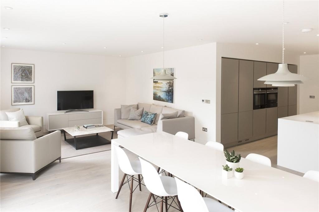 4 Bedrooms Semi Detached House for sale in Granville Terrace, Lansdown Fields, Granville Road, Bath, BA1