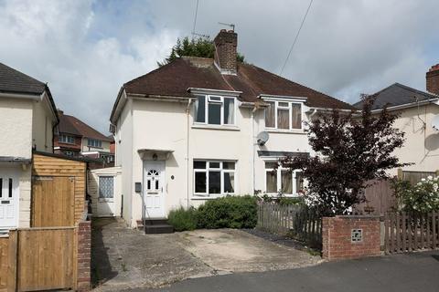 2 bedroom semi-detached house to rent - Aldermoor, Southampton