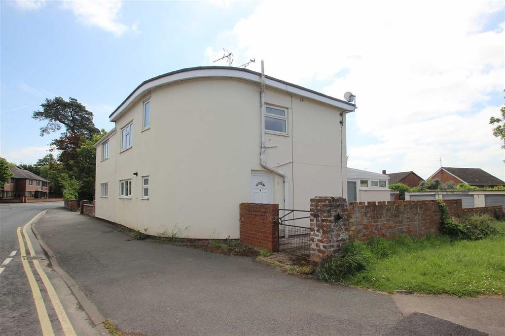 3 Bedrooms End Of Terrace House for sale in Venns Lane, Venns Court, Hereford