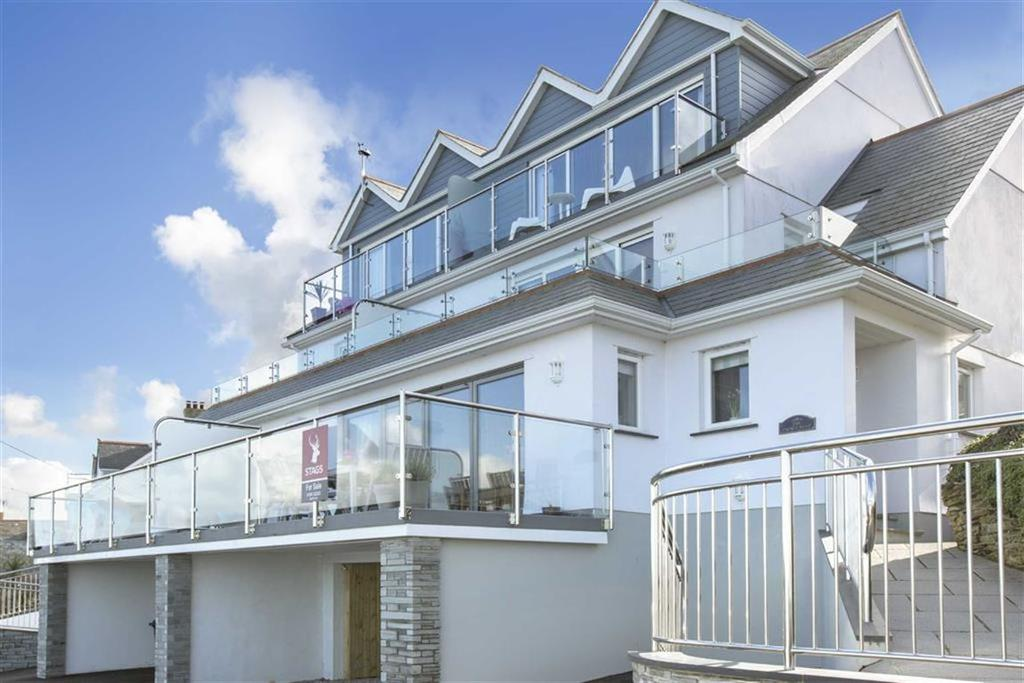 5 Bedrooms Semi Detached House for sale in The Terrace, Port Isaac, Cornwall, PL29