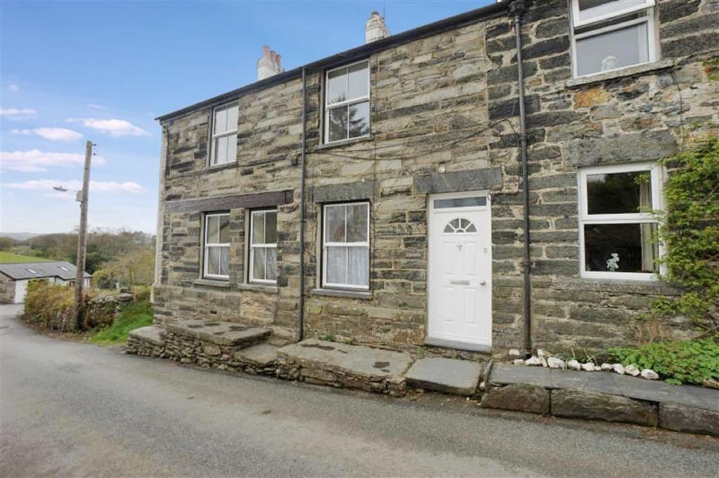 3 Bedrooms Terraced House for sale in 4 5 Foelas Terrace, Capel Garmon, Conwy