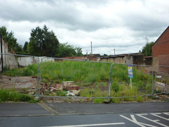 Land Commercial for sale in SEYMOUR ROAD, WOLLESCOTE, STOURBRIDGE DY9