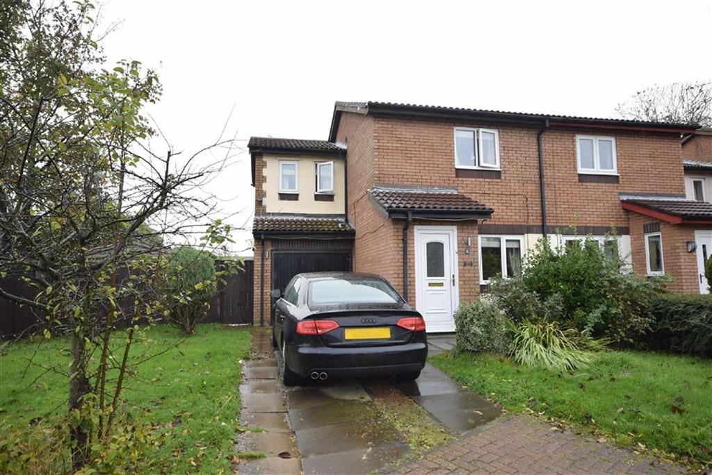 3 Bedrooms End Of Terrace House for sale in Whitchurch Close, The Cotswolds, Boldon