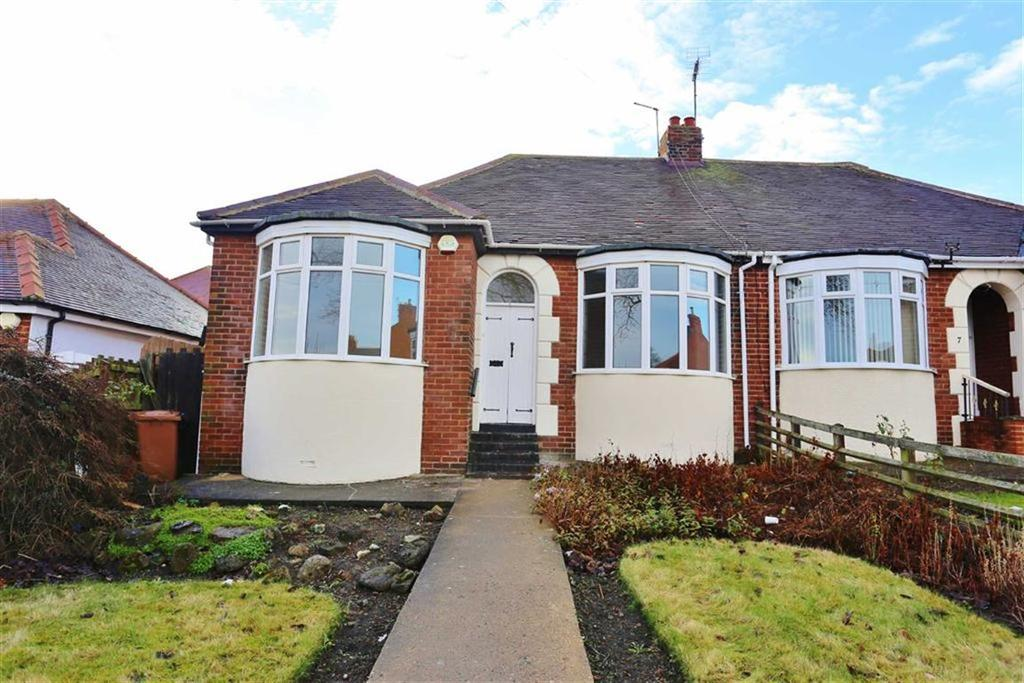 2 Bedrooms Semi Detached Bungalow for sale in Barnes Park Road, Barnes, Sunderland, SR4