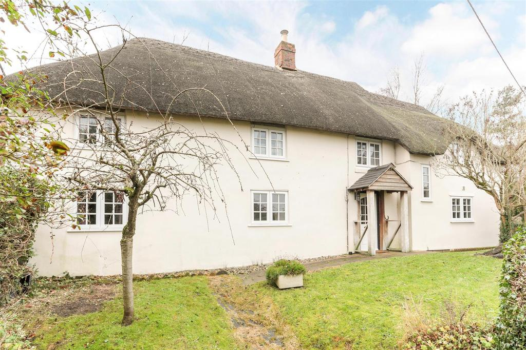 5 Bedrooms Detached House for sale in Crabapple Cottage, Beechingstoke, Pewsey