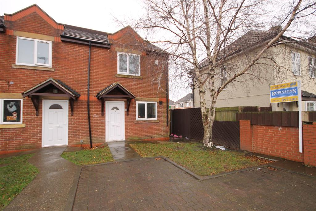 2 Bedrooms House for sale in Ilkley Grove, Hartlepool