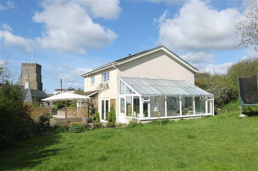 4 Bedrooms Detached House for sale in Church Hill, Blackawton, Blackawton, Devon, TQ9